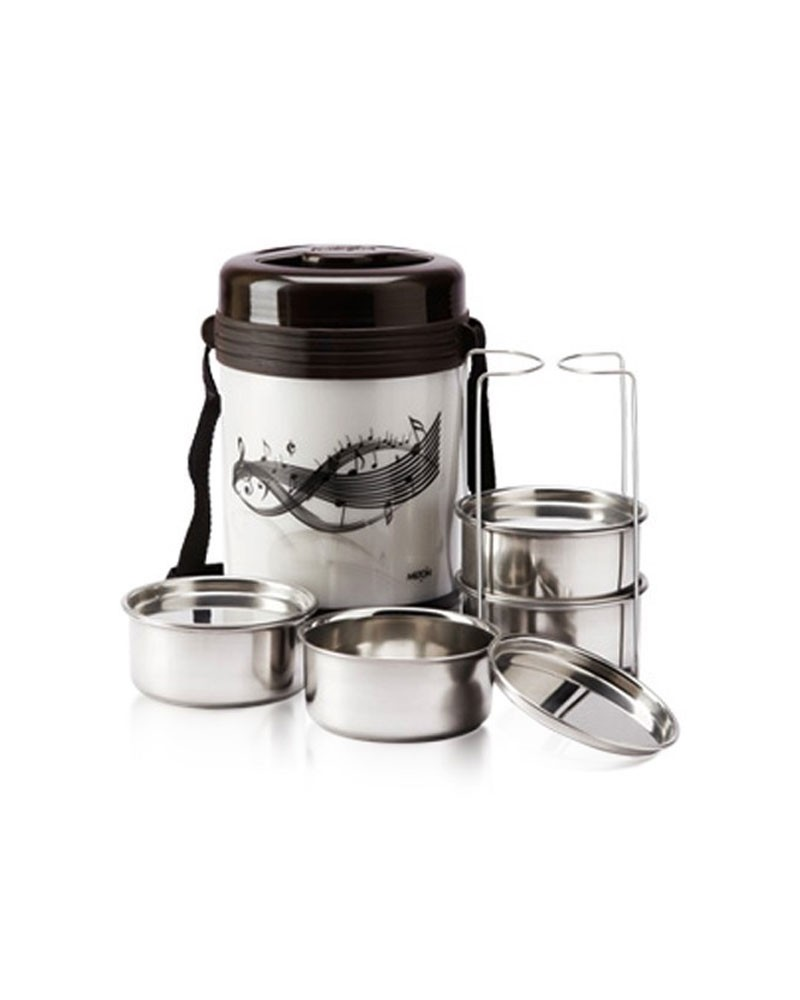 ce78192f2b Buy-Milton Vector IV Container Lunch Box-At Best Price In India