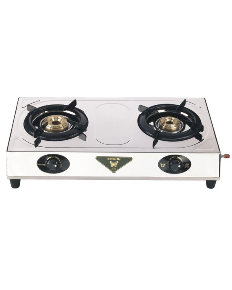 Buy Butterfly 2 Burner Rhino Gas Stove , Price, India