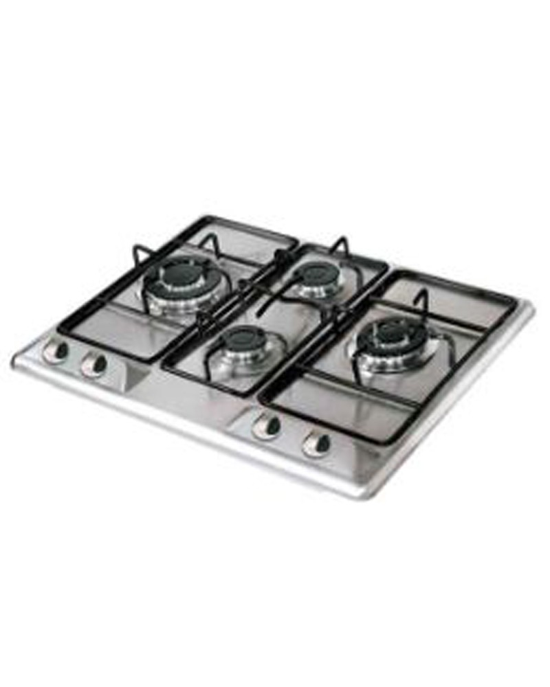 Buy Faber 4 Burner Micro Décor Finish Built In Hobs Gas Stove ...